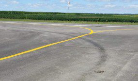 mayville airport project