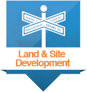 land and site development