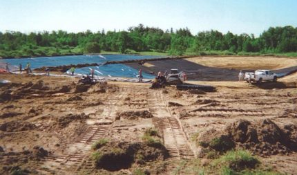 Wolf Lake Wastewater Project