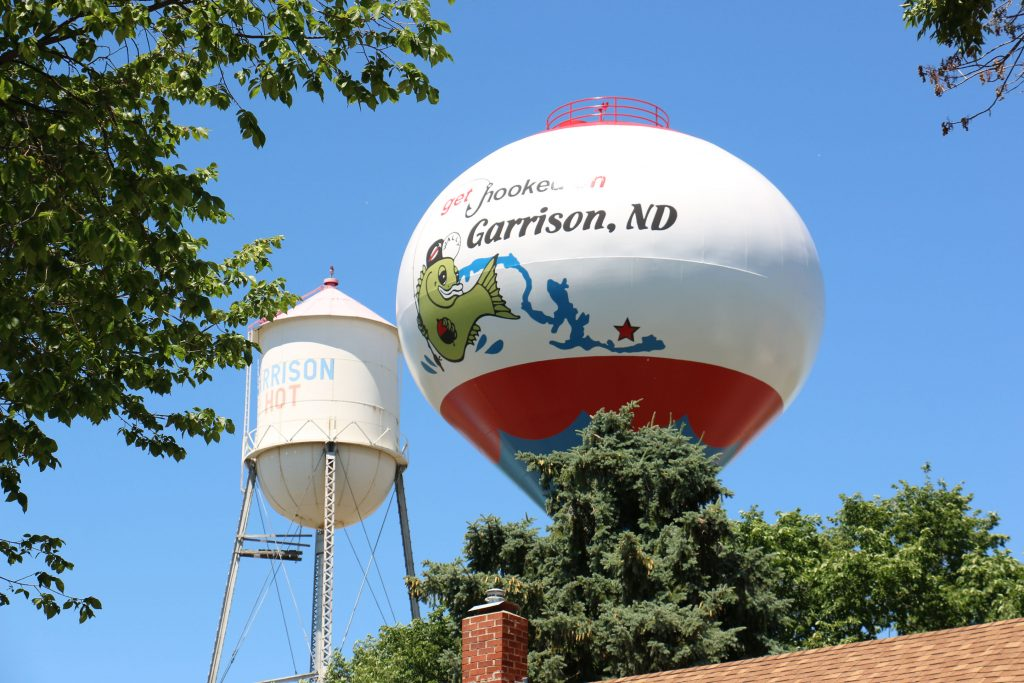 Garrison Nd Water Tower Replacement Moore Engineering
