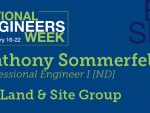 E-Week Spotlight: Anthony Sommerfeld, PE